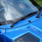 【ヤフオク!】コペンのワイパー&カウルトップにカーボン調シートを貼り付けてみた!