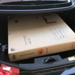 【ラゲッジルーム】コペンはどれぐらい荷物が載るの?トランクの収納力を検証してみた!
