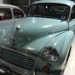 【モーリスマイナー1000】大ロングセラーとなった!イギリスの自動車メーカー「モーリス」の名車。