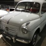 【フィアット600】イタリア国内を埋め尽くすほどの人気を誇った小型車!