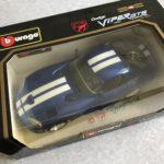 【ブラゴ製】ダイキャストミニカー!ダッジバイパーGTS クーペ(1996)