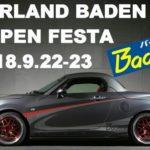 【コペンフェスタ2018】カーランドバーデン安城店にて9月22日、23日開催!